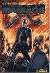 2001 Maniacs Special #1 Cover F Incentive Plantinum Foil Cover