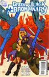 Green Arrow Black Canary #2 Incentive Cliff Chiang Variant Cover