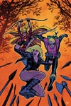 Green Arrow Black Canary #2 Regular Cliff Chiang Cover