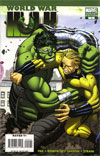 World War Hulk #5 Incentive John Romita Jr Variant Cover