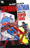 Superman Batman Saga Of The Super Sons TP