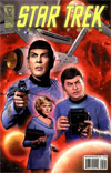 Star Trek Year Four #5 Regular Joe Corroney Cover