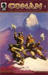 Robert E Howards Conan The Frazetta Cover Series #1 Frost Giants Daughter