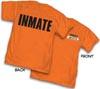 Arkham Asylum Inmate T-Shirt Large