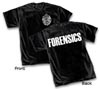 Gotham City P.D. Forensics T-Shirt Large