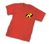 Robin Symbol Youth T-Shirt Large
