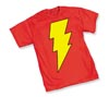 SHAZAM! Symbol T-Shirt Small