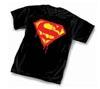 Death Of Superman Commemorative T-Shirt Medium