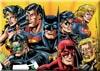 Justice League Group Magnet (21135DC)