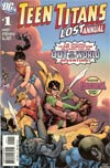Teen Titans The Lost Annual
