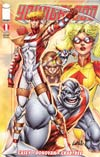 Youngblood Vol 4 #1 1st Ptg Rob Liefeld Cover