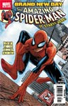 Amazing Spider-Man Vol 2 #546 1st Ptg Regular Steve McNiven Cover