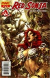 Red Sonja Vol 4 #29 Regular Greg Tocchini Cover