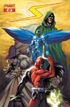 Project Superpowers #0 Cover C Incentive Michael Turner Variant