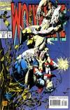 Wolverine Vol 2 #81 w/ Cards