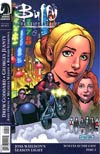Buffy The Vampire Slayer Season 8 #13 Variant Georges Jeanty Cover