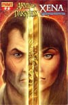 Army Of Darkness Xena Why Not #2 UDON Cover
