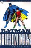 Batman Chronicles Vol 5 TP