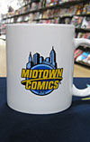 Midtown Comics 11-Ounce Mug