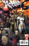 X-Men Legacy #210 (X-Men Divided We Stand Tie-In)