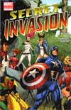 Secret Invasion #1 Cover J 2nd Ptg Leinil Francis Yu Variant Cover