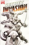 Secret Invasion #2 Cover D Incentive Steve McNiven Sketch Variant Cover