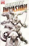 Secret Invasion #2 Cover D Incentive Steve McNiven Sketch Variant Cover