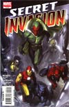 Secret Invasion #2 1st Ptg Regular Gabriele Dell Otto Cover