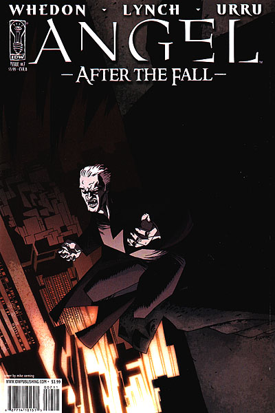 Angel After The Fall #7 Regular Michael Avon Oeming Cover