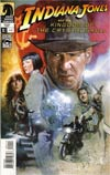 Indiana Jones And The Kingdom Of The Crystal Skull #1 Hugh Fleming Cover