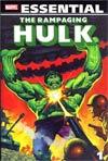 Essential Rampaging Hulk Vol 1 TP
