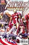 Avengers Invaders #2 Regular Alex Ross Cover
