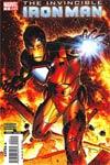 Invincible Iron Man #2 1st Ptg Brandon Peterson Cover