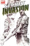Secret Invasion #3 Cover C Incentive Steve McNiven Sketch Variant Cover