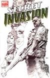 Secret Invasion #3 Cover C Incentive Steve McNiven Sketch Variant Cover