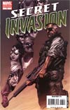 Secret Invasion #3 Incentive Steve McNiven Variant Cover