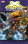 X-Factor Visionaries Peter David Vol 4 TP