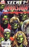 Secret Invasion Who Do You Trust 1st Ptg
