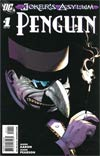 Jokers Asylum The Penguin #1