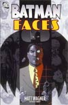 Batman Faces TP New Edition