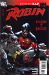 Robin Vol 4 #175 (Batman R.I.P. Tie-In)