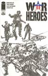 War Heroes (Image) #1 Incentive Tony Harris Sketch Cover