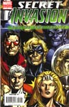 Secret Invasion Who Do You Trust 2nd Ptg Jimenez Variant Cover