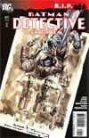 Detective Comics #847 (Batman R.I.P. Tie-In)