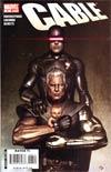 Cable Vol 2 #6 Regular Adi Granov Cover (X-Men Manifest Destiny Tie-In)