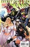Secret Invasion X-Men #1 1st Ptg (X-Men Manifest Destiny Tie-In)