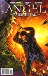 Angel After The Fall #11 Regular Cover A