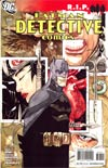 Detective Comics #848 (Batman R.I.P. Tie-In)