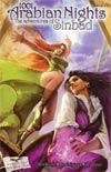 1001 Arabian Nights Adventures Of Sinbad #3 Cover B Stjepan Sejic Cover