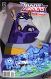 Transformers Animated Arrival #2 Regular Cover B